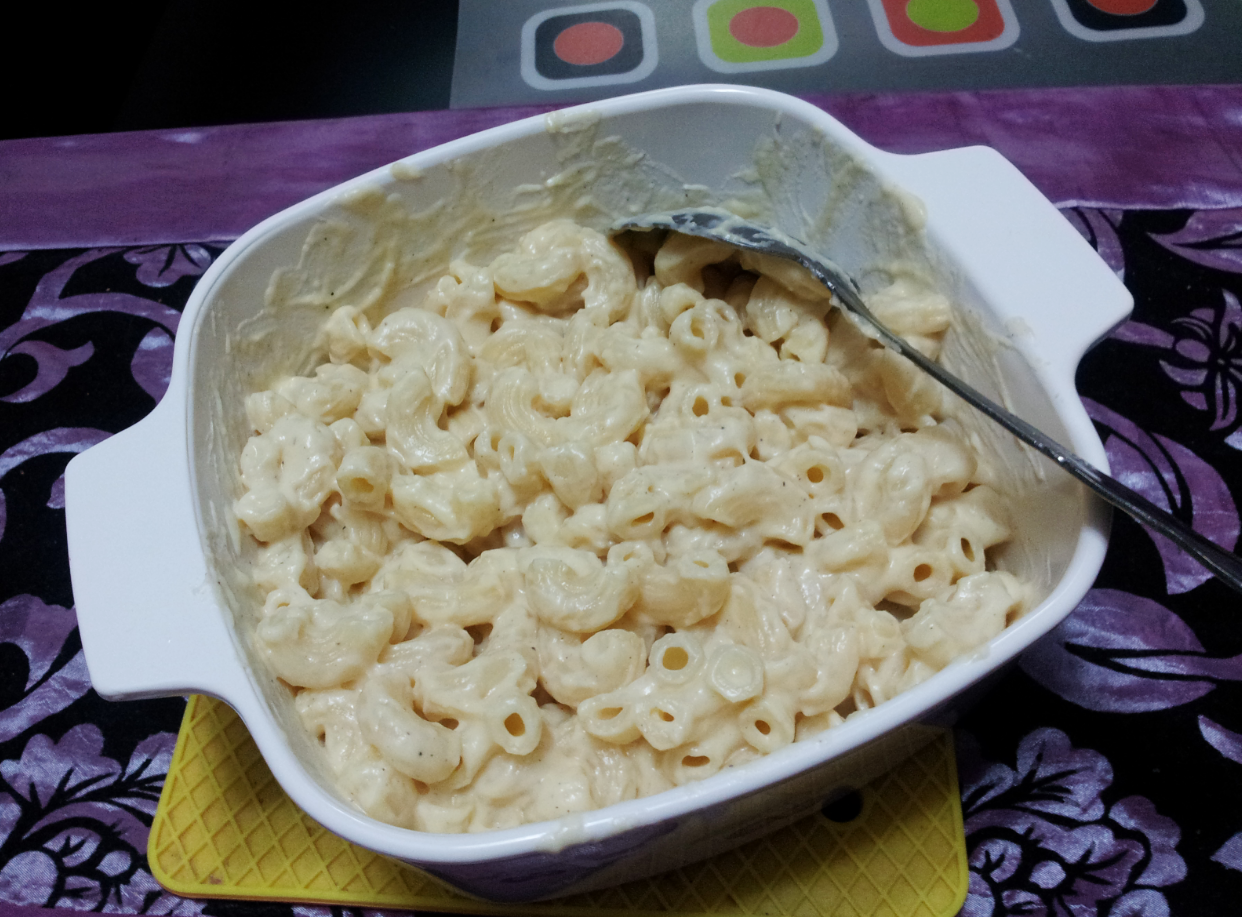Y At Tis Closet The Best And Easiest Macaroni Cheese