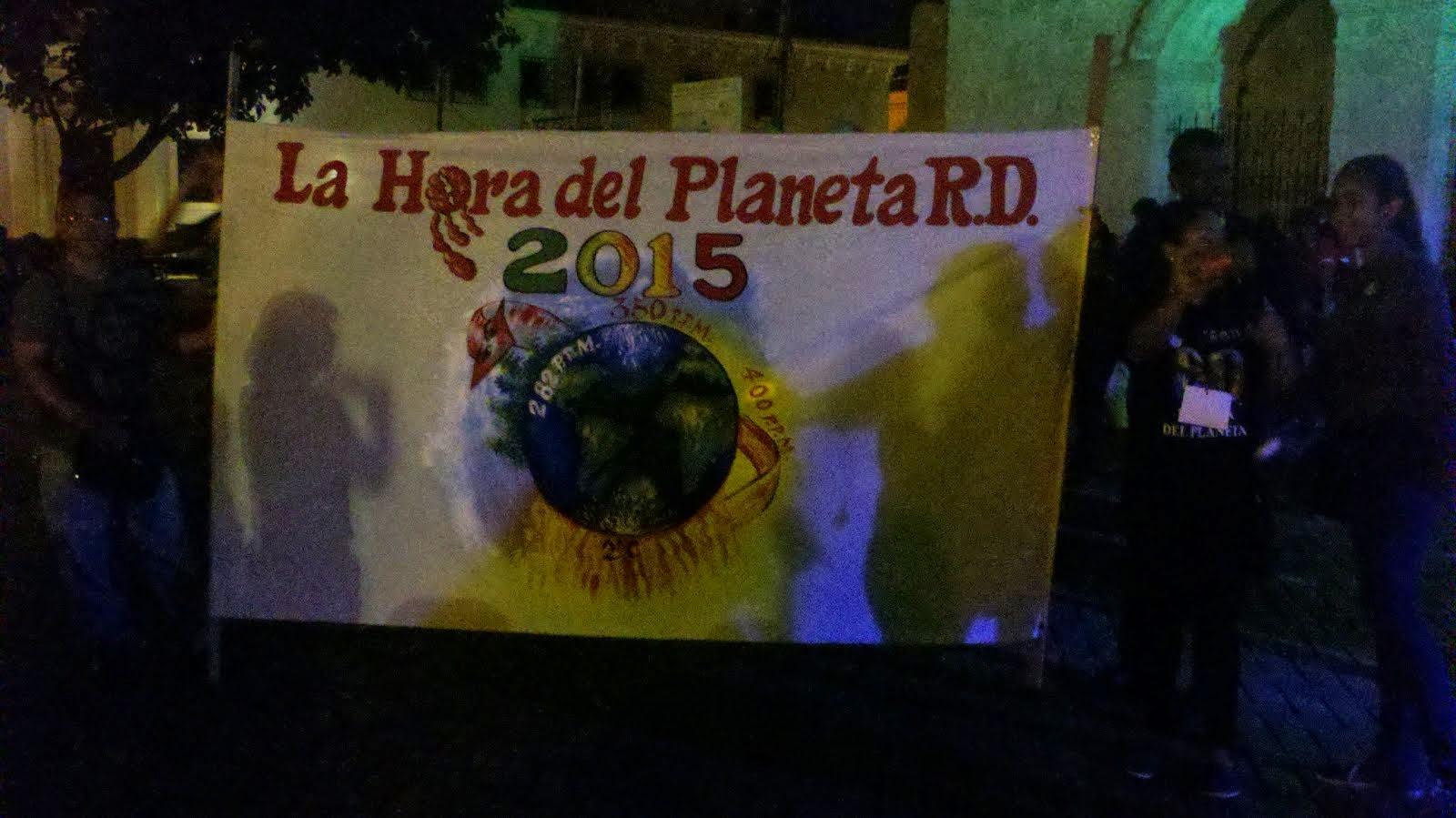 Hora del Planeta 2015