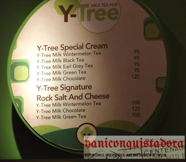 Y-TREE Milk Tea Hub
