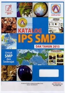 Alat Peraga IPS SMP , RAB DAK SMP