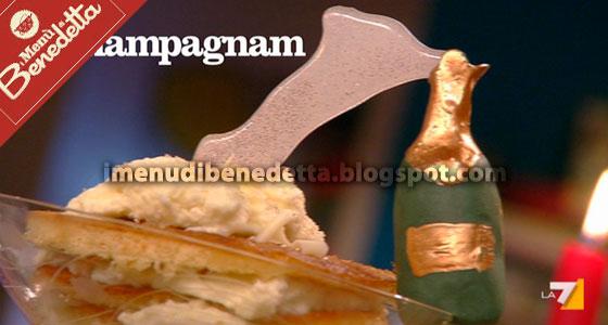 Champagnam di Benedetta Parodi