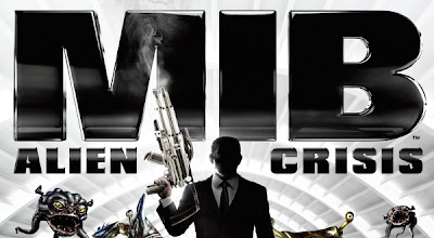 Activision Announce Men in Black: Alien Crisis