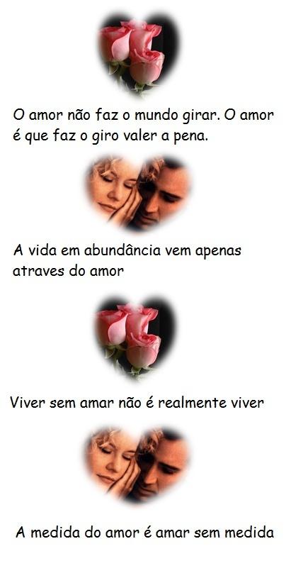 Frases De Amor Com Foto Recados
