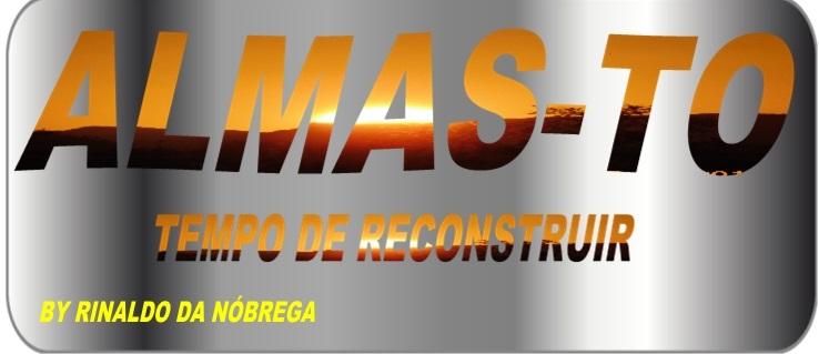 Almas-TO Tempo de reconstruir