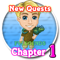 FarmVille Australia Chapter First (1) Quests Icon