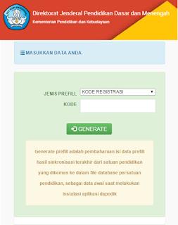 download prefill dapodik