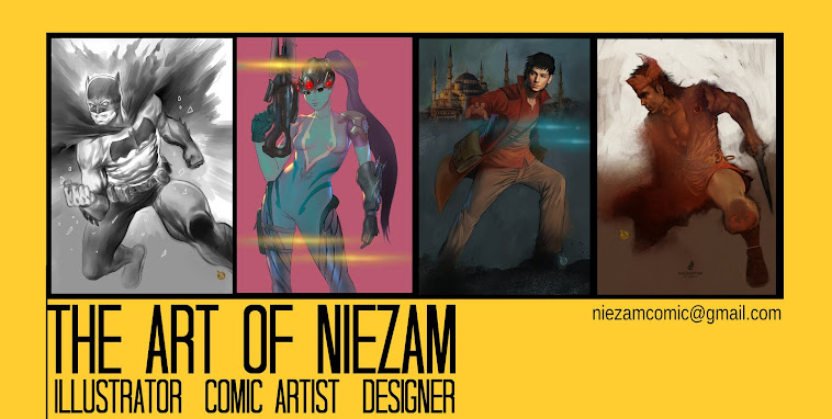 THE ART OF NIEZAM