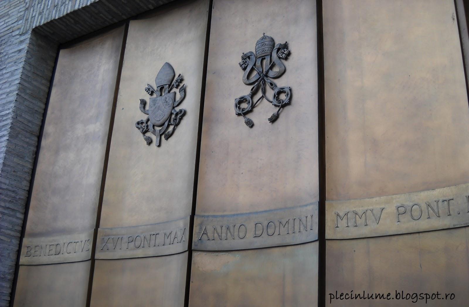 O poarta a Vaticanului