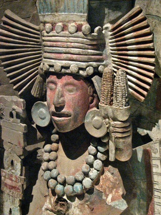 Centeotl  the God of Maiz  Xiuhtecuhtli Aztec God Of Fire