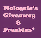 Malaysia's Giveaways & Freebies