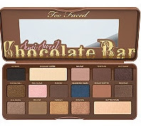 Too Faced Semi-Sweet Chocolate Bar Eyeshadow Palette, By Barbies Beauty Bits