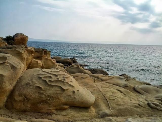 Rocks Vourvourou