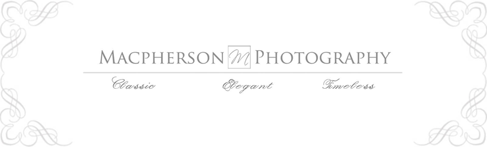 Macpherson Photography, Cape May and Ocean City NJ Wedding Photographer