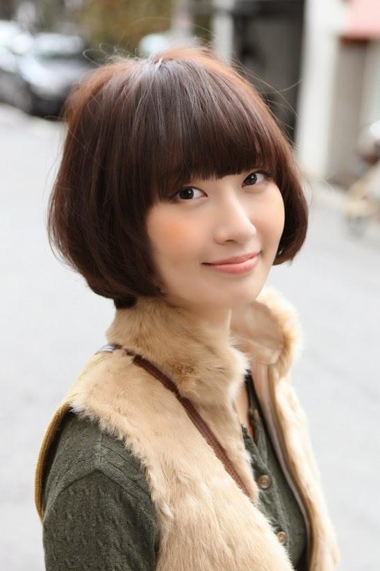 Model Rambut Bob Pendek Korea