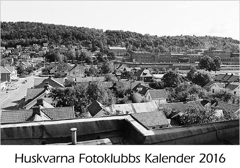 Fotoklubbens Kalender 2016