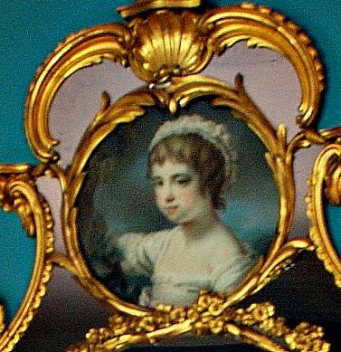 Sarah Anne Child, later the Countess of Westmorland