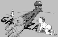 Blokade Gaza