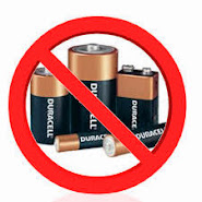 No<br>Batteries<br>Required