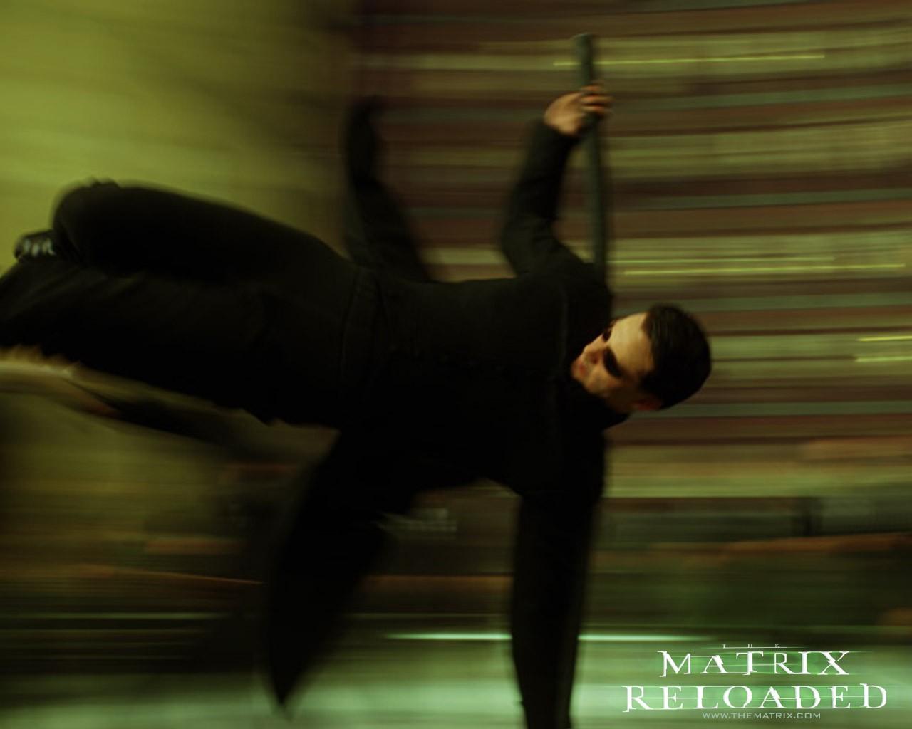 Keanu Reeves as matrix