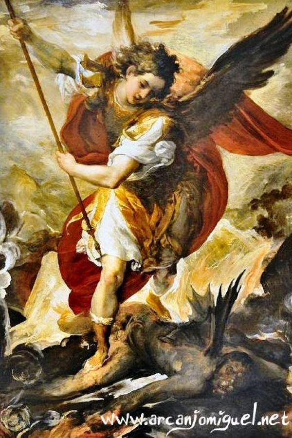 """St  Michael  The Archangel"""