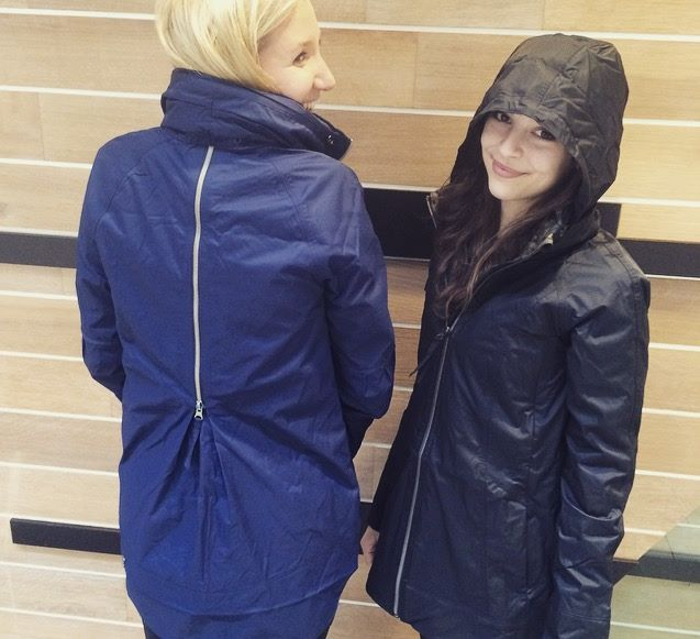lululemon fo-drizzle jacket