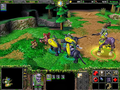 Warcraft 3 Reign of Chaos Highly Compressed Game