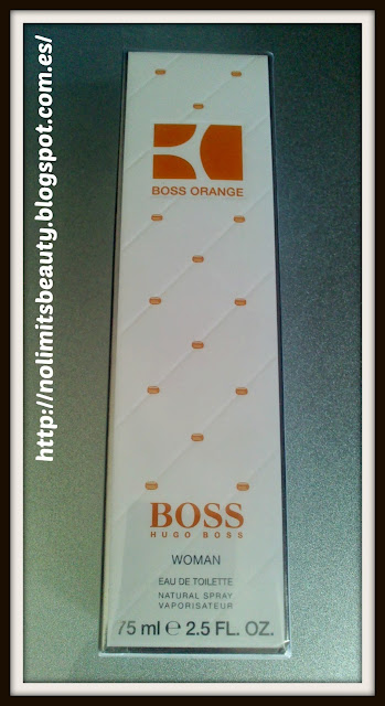Eau de toilette Boss Orange de Hugo Boss