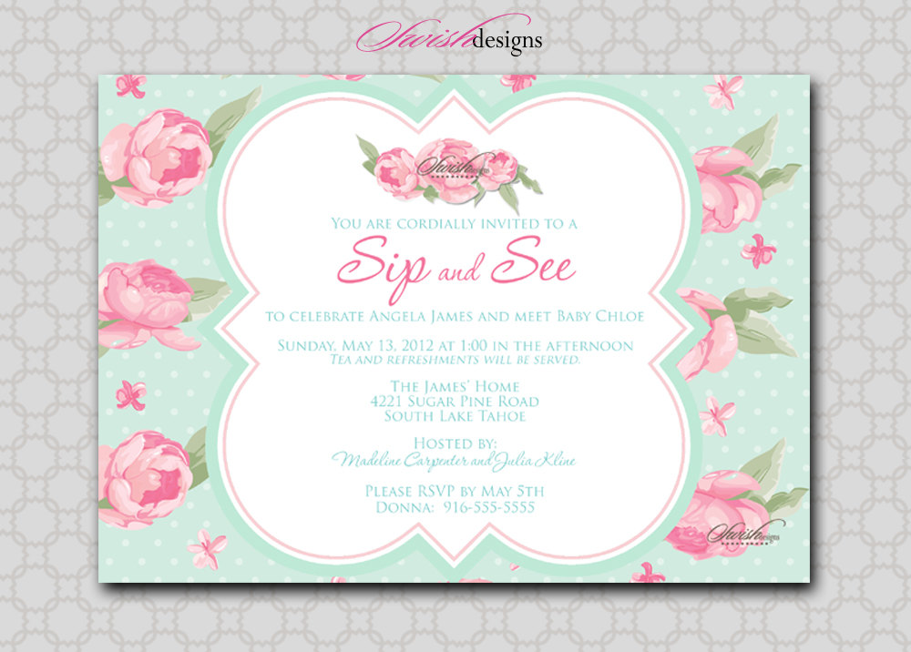 Minted Baby Shower Invitations is awesome invitations layout