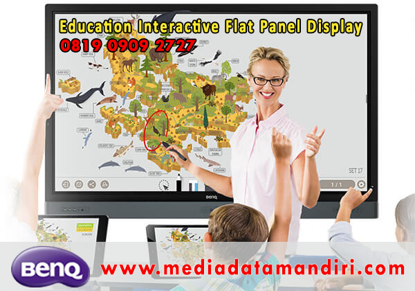 Education Interactive Flat Panel Display
