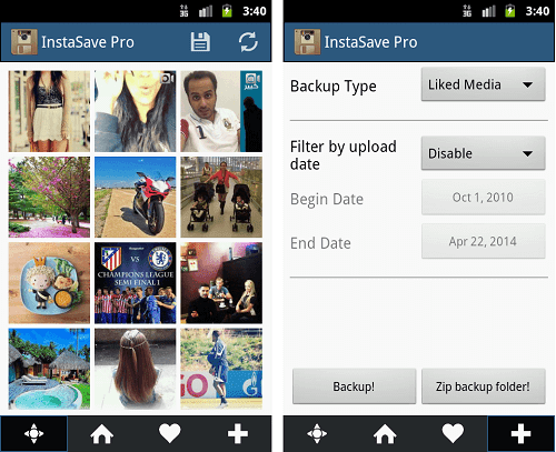 Download InstaSave Pro Apk Full Version