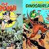 NOVEDADES DE COMICS DE TYRANNOSAURUS BOOKS DE ABRIL 2015