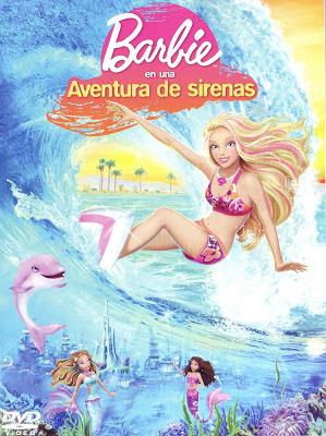 Barbie En Una Aventura De Sirenas en Español Latino