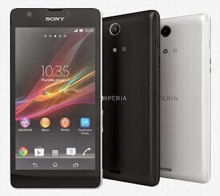 Harga HP Sony Xperia ZR C5502