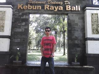 Kebun Raya Bali di Bedugul