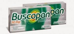 Dosis Obat BUSCOPAN Tablet (Hyoscine-N-butylbromide)