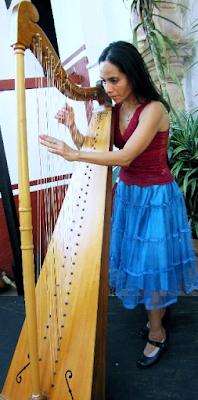 Bárbara Cerón en el Festival Huellas Música Antigua y Tradicional en Pátzcuaro