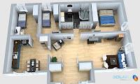 3d Floor Plan3