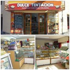 """PANADERIA Y CONFITERIA """"DULCE TENTACION"""" GUEMES Y LIBERTAD - TRES ARROYOS."""