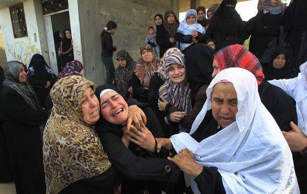 Imagens fortes-atenção- crimes de Israel - foto 26
