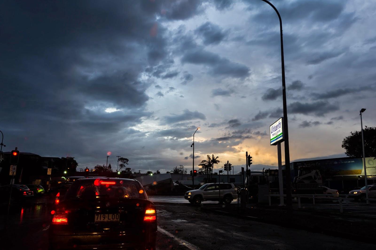storm fray sky