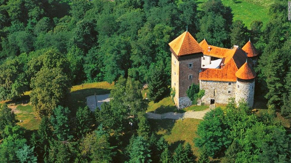 Dubovac Castle, Karlovac