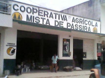 COOAMIPA  -  COOPERATIVA AGRÍCULA MISTA DE PASSIRA.