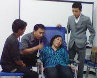 Belajar Hipnotis Surabaya - Pelatihan Hipnoterapi