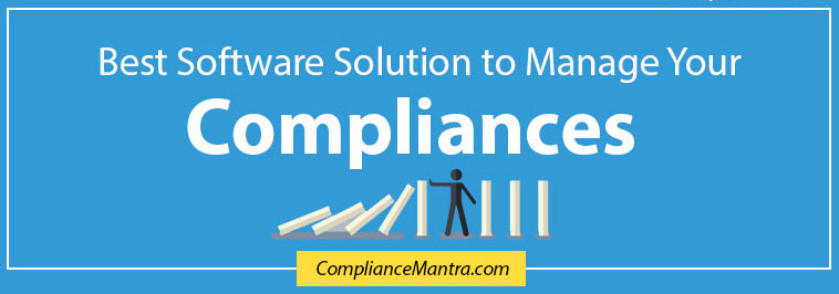 Leading Compliance Management Software