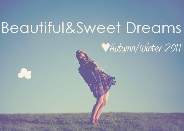 Beautiful&Sweet Dreams