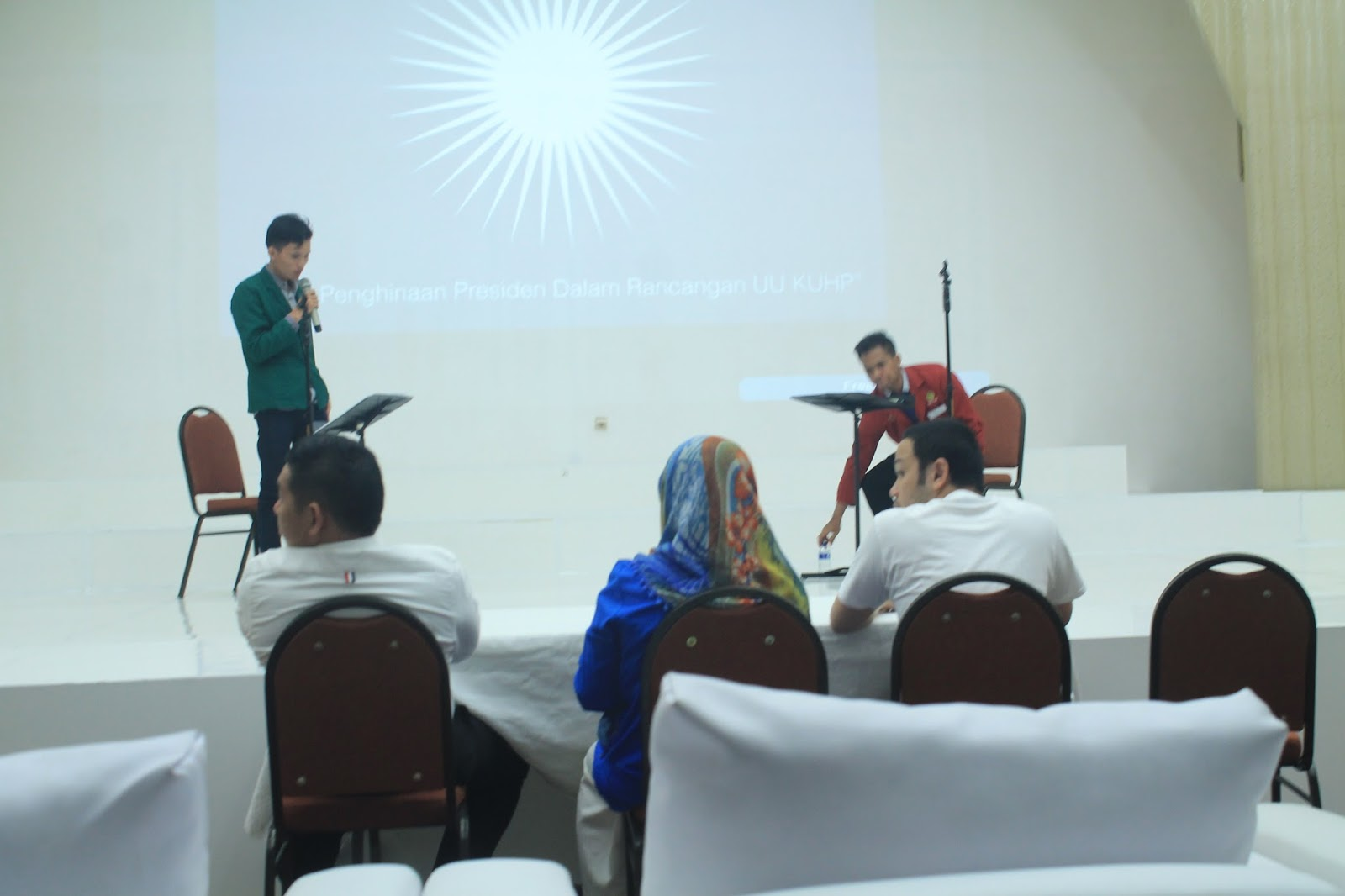 Finalis Lomba Debat Nasional Tugas Kuliahku