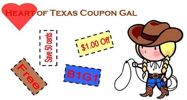 Heart of Texas Coupon Gal