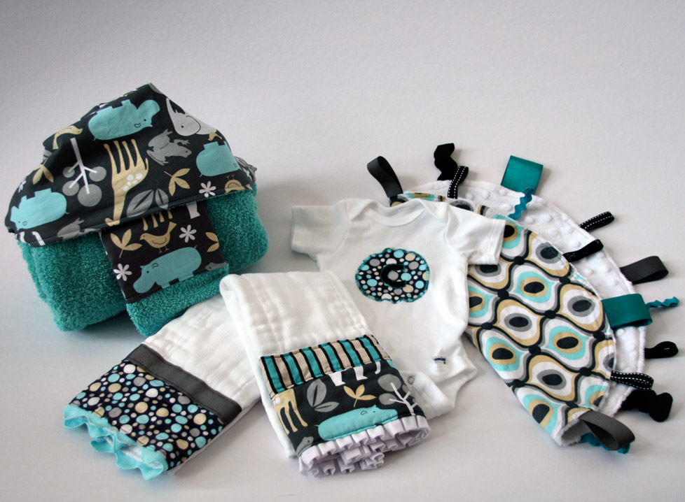 Sweeterthansweets custom orders baby gifts by sweeterthansweets handmade gift set for baby boy negle Image collections