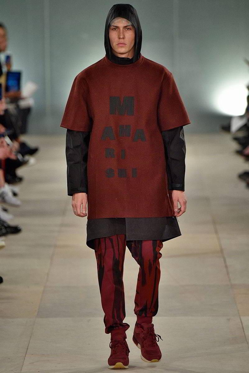 maharishi fall winter 2016 17 london collections men male fashion trends. Black Bedroom Furniture Sets. Home Design Ideas