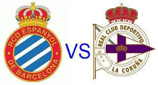 Prediksi Skor RCD Espanyol vs Deportivo La Coruna 21 Desember 2012
